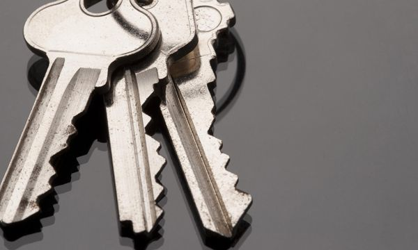 key holding home