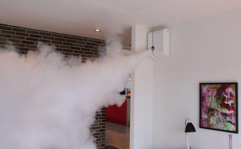Smoke Cloak Residential