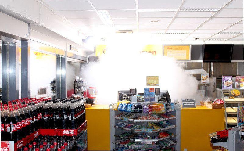 Smoke Cloak Retail